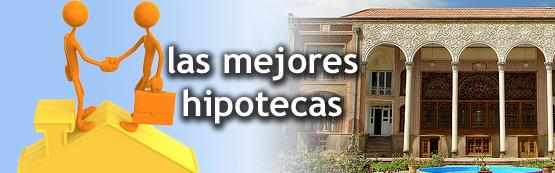 Tipos interés para las MEJORES HIPOTECAS