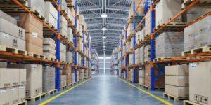 estantes industriales